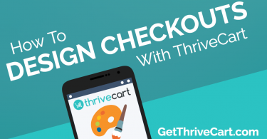 Thrivecart checkouts