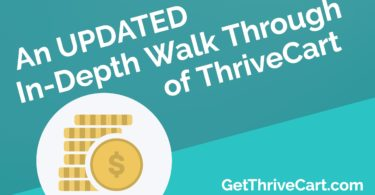 ThriveCart Walk Through