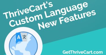 ThriveCart Custom Languages
