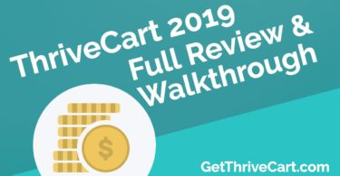 ThriveCart review and walkthrough