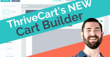 Thrivecart's Cart Builder Walkthrough